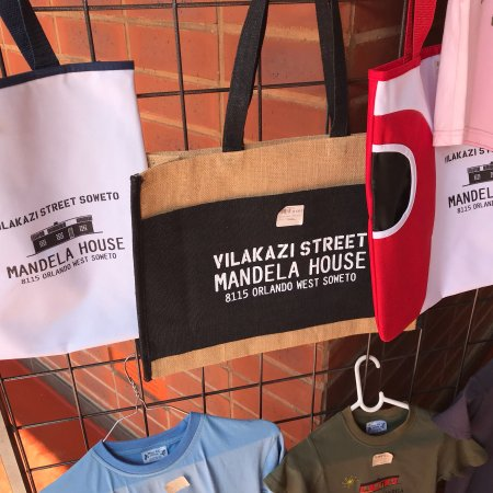 Johannesborg, Sydafrika: Mandela