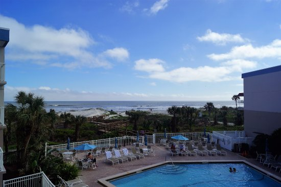 The Beach Club at St Augustine: View from our Balcony