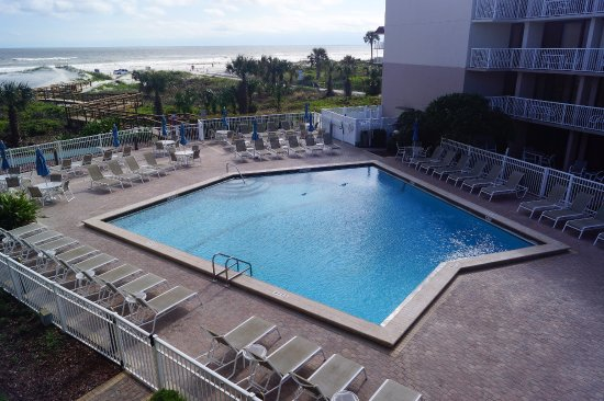 The Beach Club at St Augustine: Pool and View