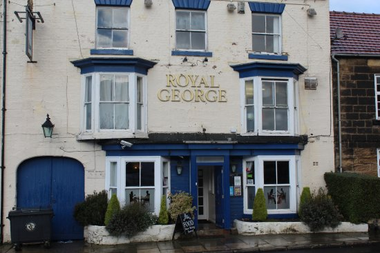 The Royal George, Skelton-in-Cleveland, UK.