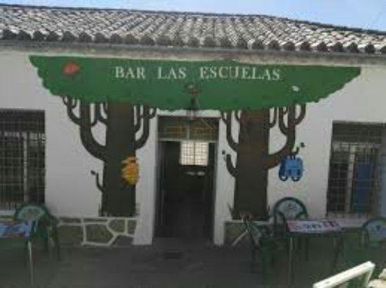 Las Casas del Conde, Spania: Bar Las Escuelas