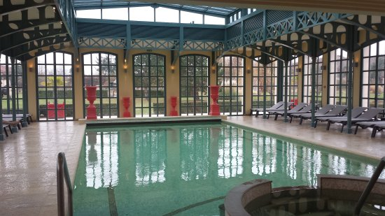 Georges Blanc Parc & Spa : Spa