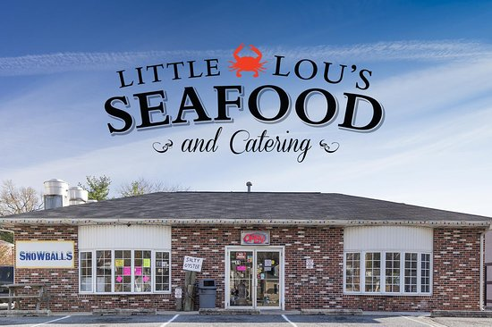 Rosedale, MD: Little Lou's Seafood storefront