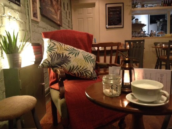 Category Byrds Nest  >> Our Cosy Corner Picture Of The Byrd S Nest Cardiff Tripadvisor
