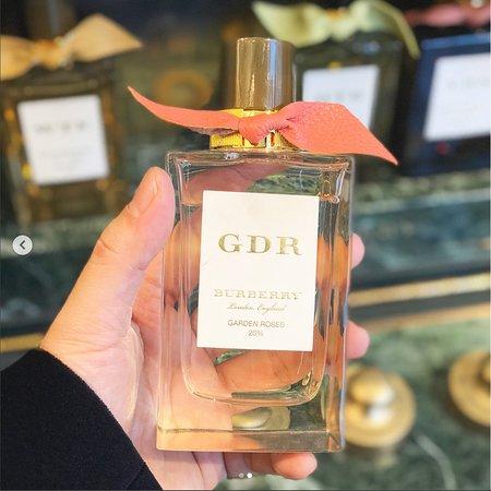 Garden Rose Perfume