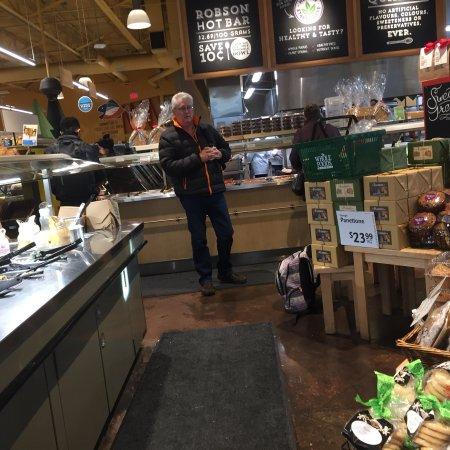 Whole Foods Robson Street