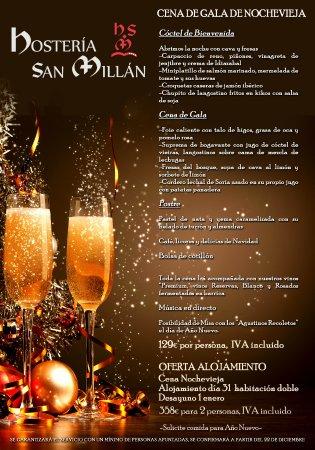 San Millan de la Cogolla, Espagne : Cena de gala