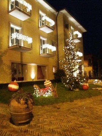 Hotel Corsignano - Pienza: 20171207_173916_large.jpg