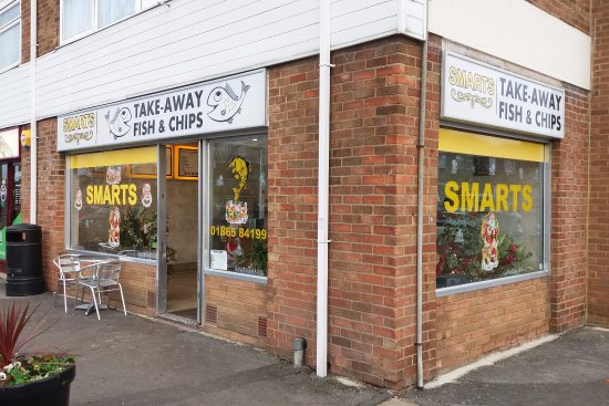 Kidlington, UK: Smarts Fish & Chips, Kidlington
