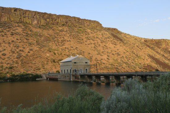 Boise Diversion Dam