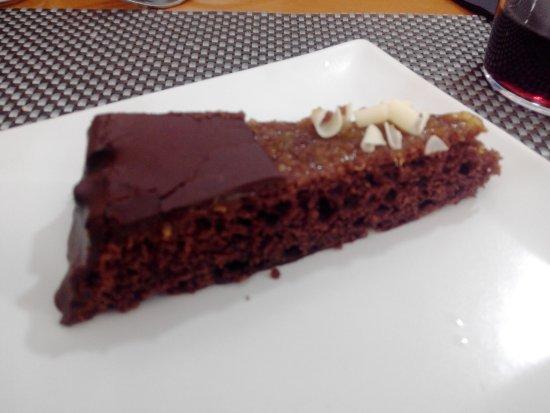 Viladecans, Spania: Tarta de Chocolate y Naranja