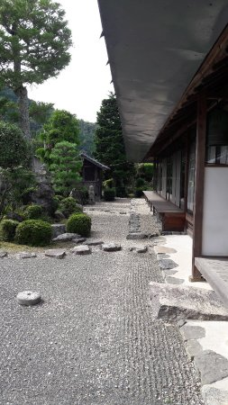 Kameoka, Japan: Beautiful temple in lovely rural surroundings!