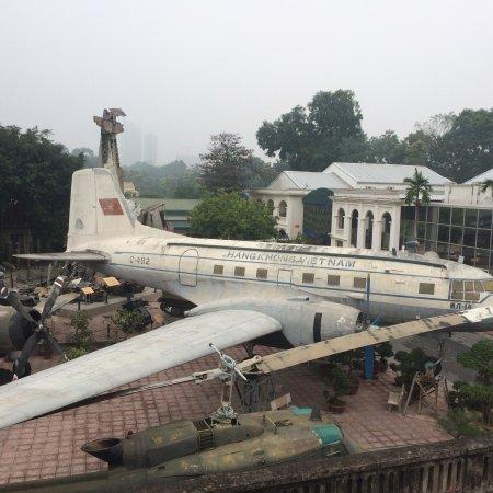 Vietnam Military History Museum: photo0.jpg
