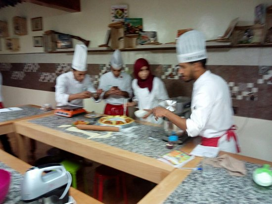 Atelier de cuisine chef tarik orty ct marrakech morocco for Atelier cuisine marrakech