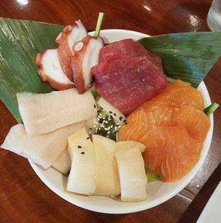Lecanto, FL: Sashimi Appetizer