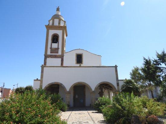 Tuili, Ιταλία: la chiesa
