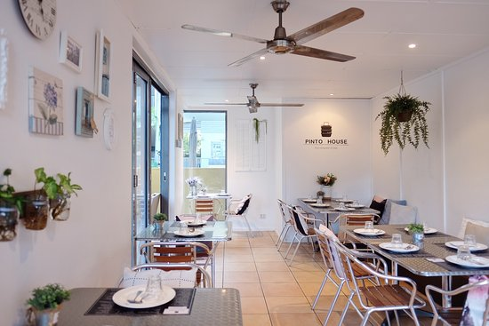 Coolum Beach, Αυστραλία: Inside our resturant