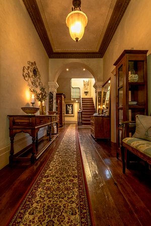 Port Elliot, Australie : Hall in Manor