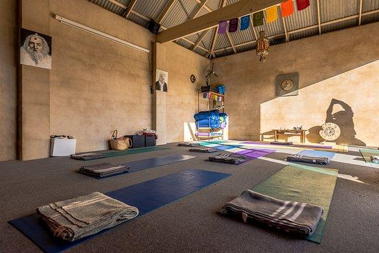 Port Elliot, ออสเตรเลีย: Yoga Rooom