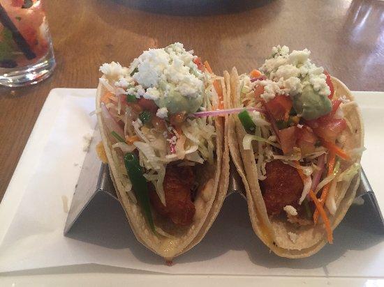 Davis, CA: Baja Fish Tacos