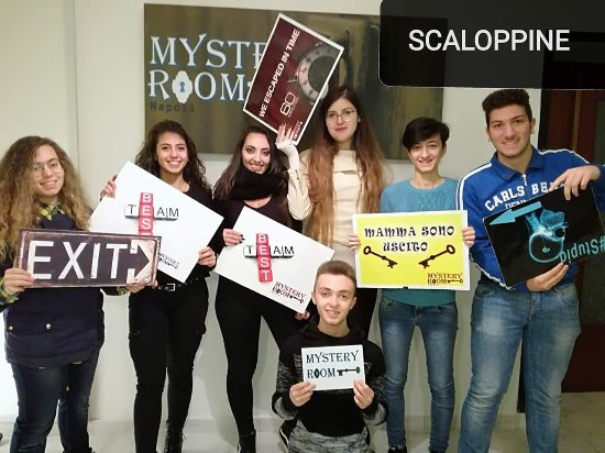 Mystery Room Escape Room