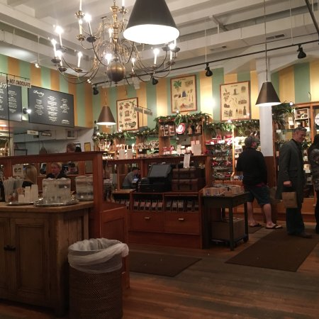 Burdick S Cafe Boston