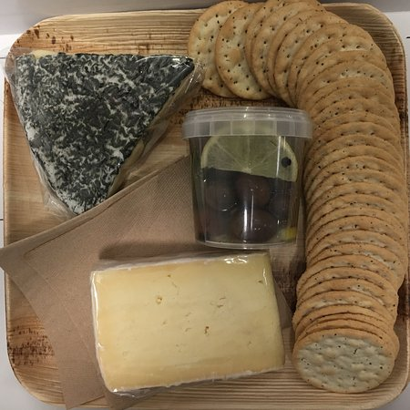 Mudgee, Australien: High Valley Cheese Co Market Hamper