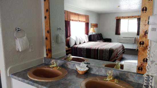 Priest River, ID: Jacuzzi suite