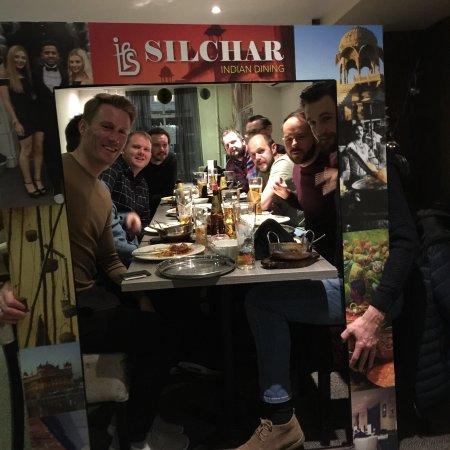Lads night out Bilde av Silchar i Hinckley Tripadvisor