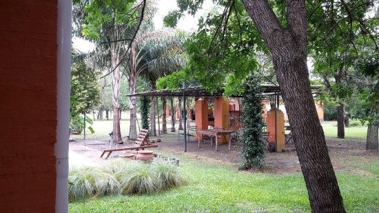 Vera, Argentyna: jardin