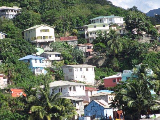 Vieux Fort, Σάντα Λουσία: Castries, St. Lucia