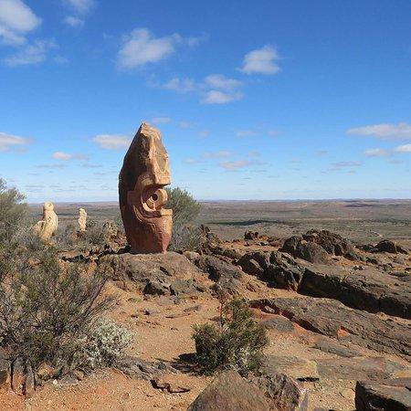 Broken Hill, Australia: Living Desert State Park