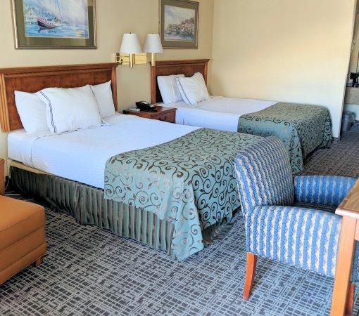 Gainesville, GA: Sleep Number beds that don't always adjust.