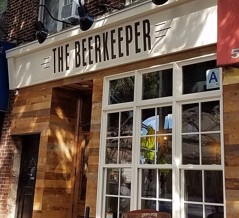 The Beerkeeper: The keeper