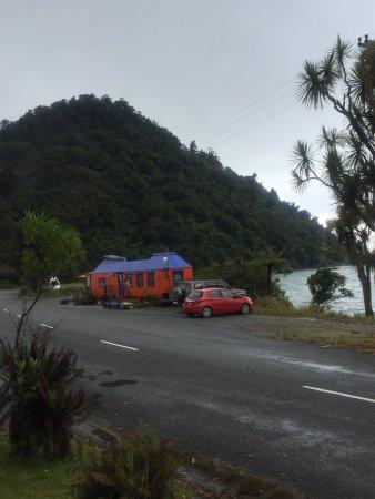 Haast, New Zealand: The Craypot