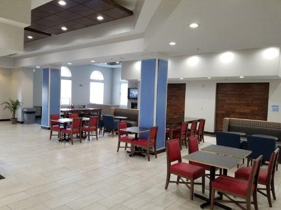 Holiday Inn Express Birch Run (Frankenmuth Area): Restaurant