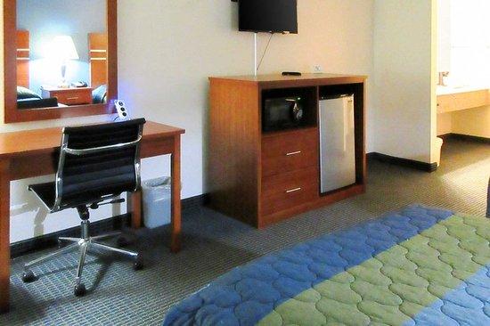 Redwood Falls, MN: Guest room