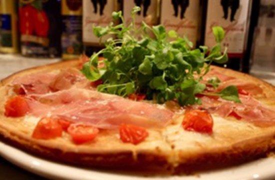 Milton, Canada: neapolitan pizza
