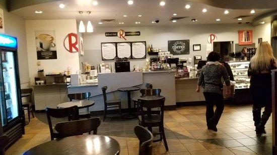 North Kansas City, Missouri: the Cafe