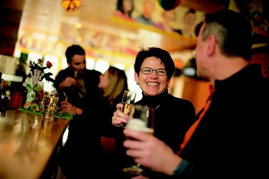Altenmarkt im Pongau, Austria: Bar/Lounge