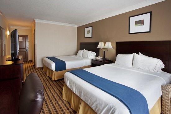 Byron, GA: Guest room