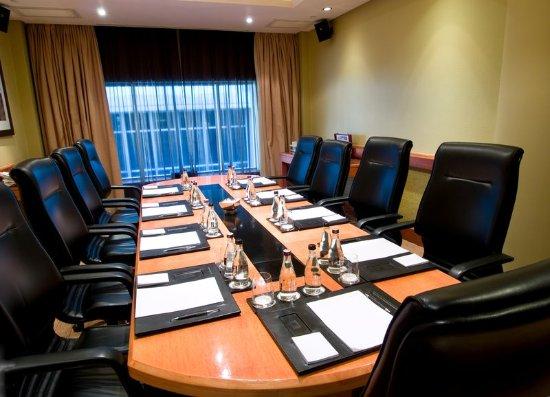 Kempton Park, Sør-Afrika: Meeting room