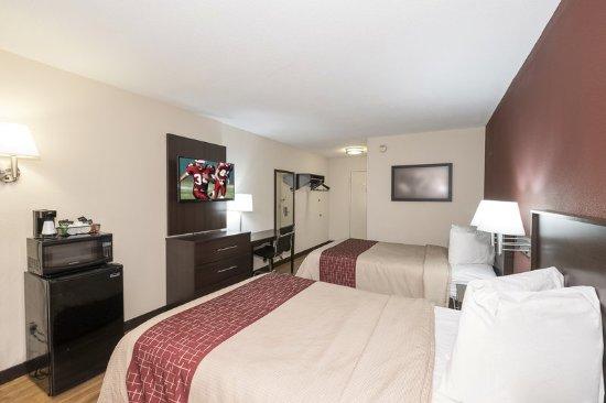 Maumee, Огайо: Guest room