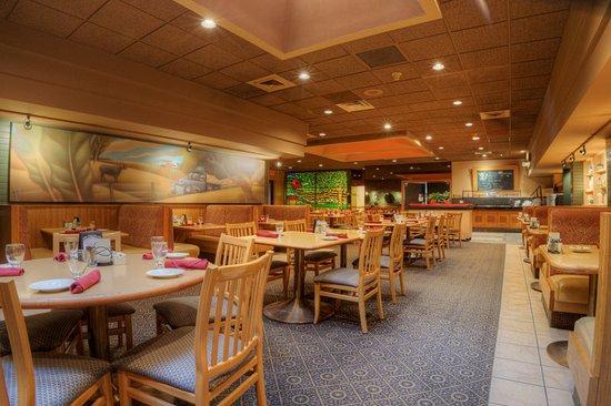 Holiday Inn Southgate - Heritage Center: Restaurant