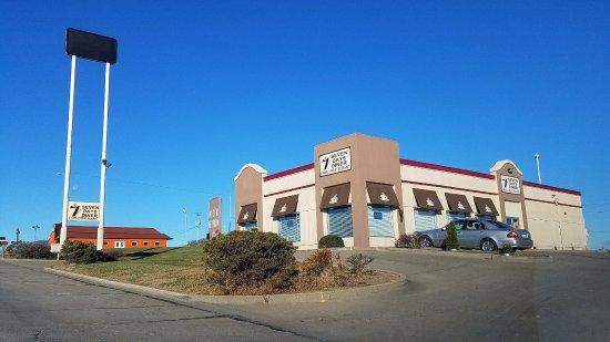 Concordia, MO: The diner