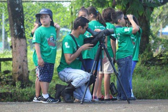 Puerto Jimenes, Costa Rica: 1 Conteo Navideño infantil 2017