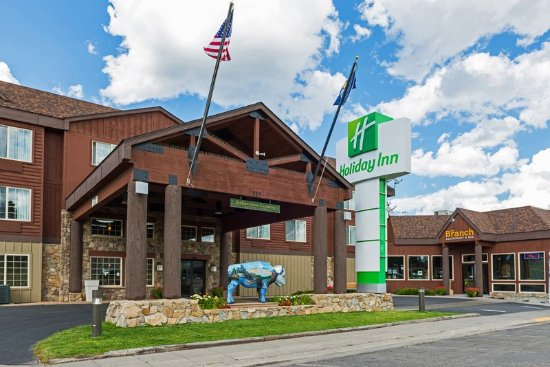 Holiday Inn West Yellowstone: Exterior