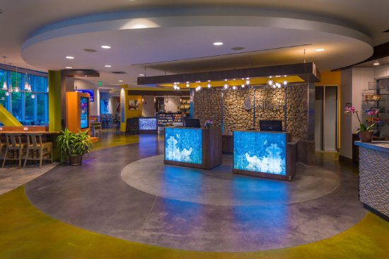 Hotel Indigo Asheville Downtown: Lobby