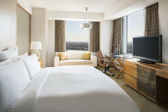 The Ritz-Carlton, Los Angeles: Guest room