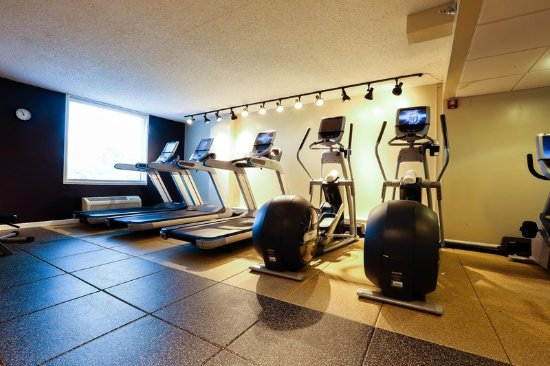 Doubletree by Hilton Hotel Annapolis: Health club